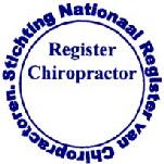 chiropractor centrum enschede en alphen aan den rijn is geregistreerd in het nationaal register