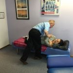 Rug- en schouderklachten behandeling door de chiropractor