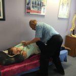 Behandelkamer chiropractor in Alphen a/d Rijn